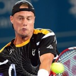 Vintage Hewitt Enters Second Round in Brisbane