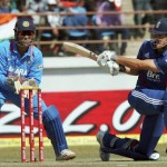 England win first ODI from India