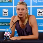 Sharapova out of Brisbane Open Due to Injury