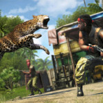Far Cry 3 is on top of the UK games sales charts