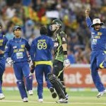 Sri Lanka defeated Australia by two runs