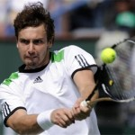 Ernests Gulbis of Latvia defeated home favorite Robin Haase
