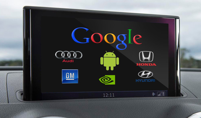 Google-Android-Auto