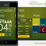 RamadanTimes-window app
